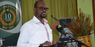 Dr. Kofi Amoah