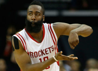 James Harden [Houston Rockets]