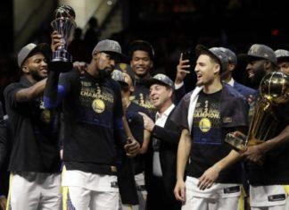 Kevin Durant [2018 NBA MVP]