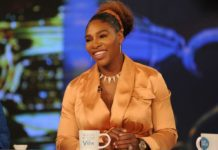 Serena Williams is the guest on ABC
