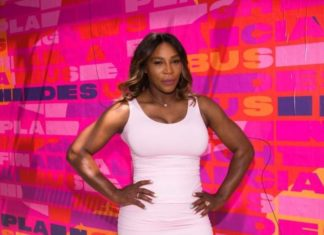 Serena Williams, pictured at an event on June 20 in New York