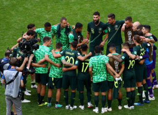 Socceroos [World Cup 2018]
