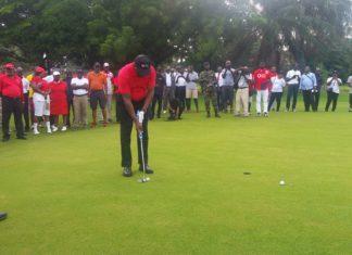 Vodafone Asantehene Golf Cup