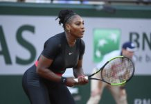 Serena Williams [French Open]