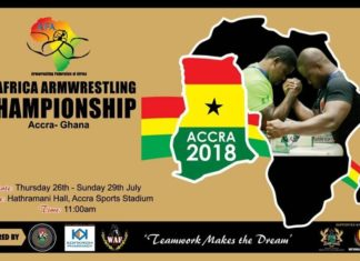 Africa Armwrestling Championship