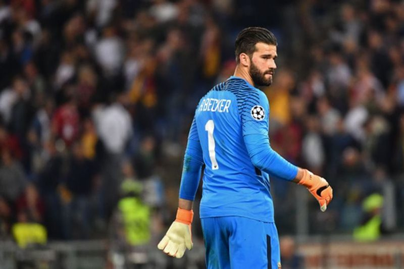 Alisson Shuts World Record Goalkeeper Fee As He Completes