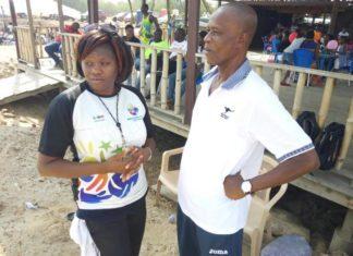Ghana Beach Volley
