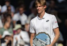 Kevin Anderson [Wimbledon]