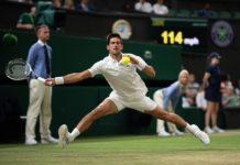 Novak Djokovic at full strength