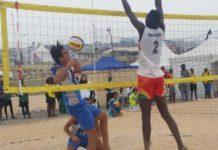 Ghana Beach Volleyball