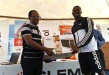 Big Millennium Marathon draw