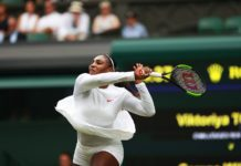 Serena Williams [Wimbledon]