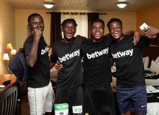 Betway Talent Search 2018