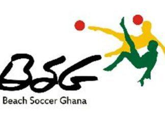 Beach Soccer Ghana