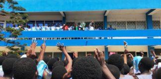 Students of Sekondi College