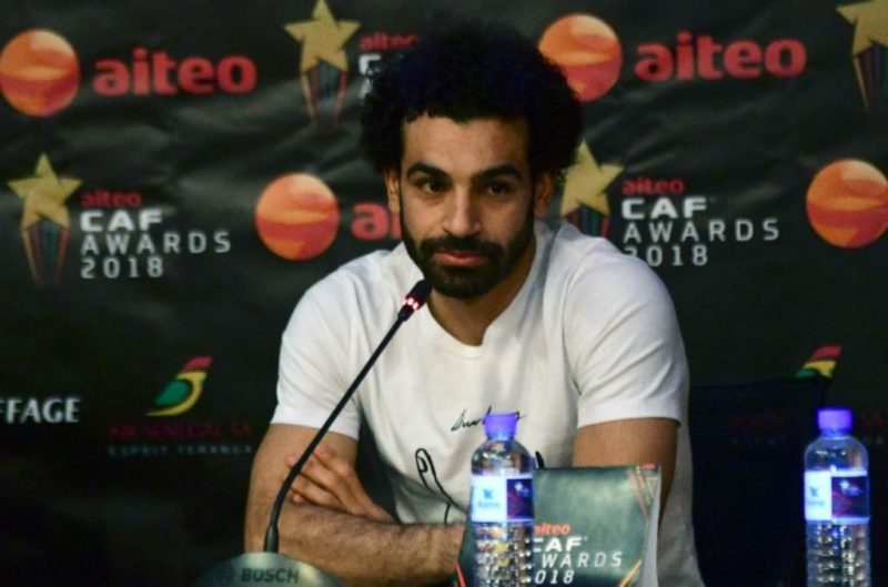 Mohamed Salah retains Africa Best Footballer of the Year Award