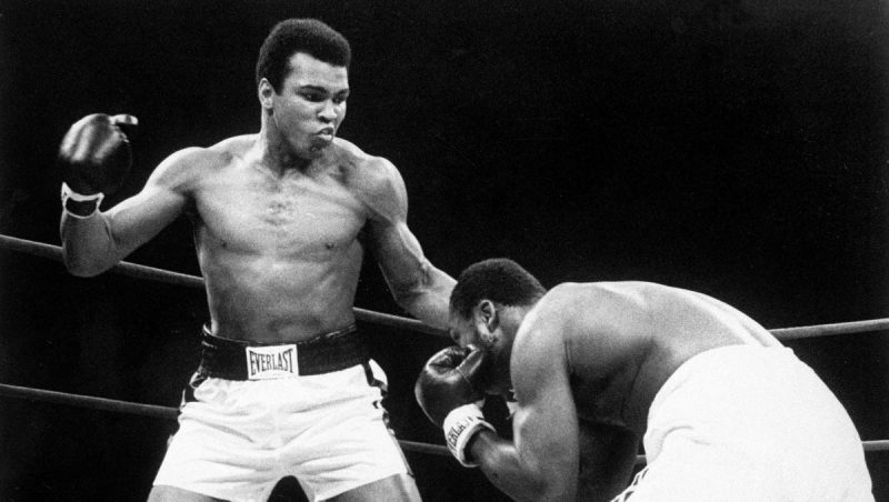 Muhammed Ali is always considered to be the Greatest in the annals of boxing